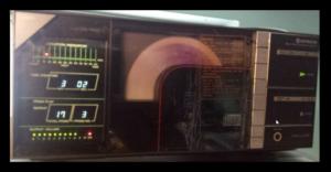 Odtwarzacz CD z 1983 r.