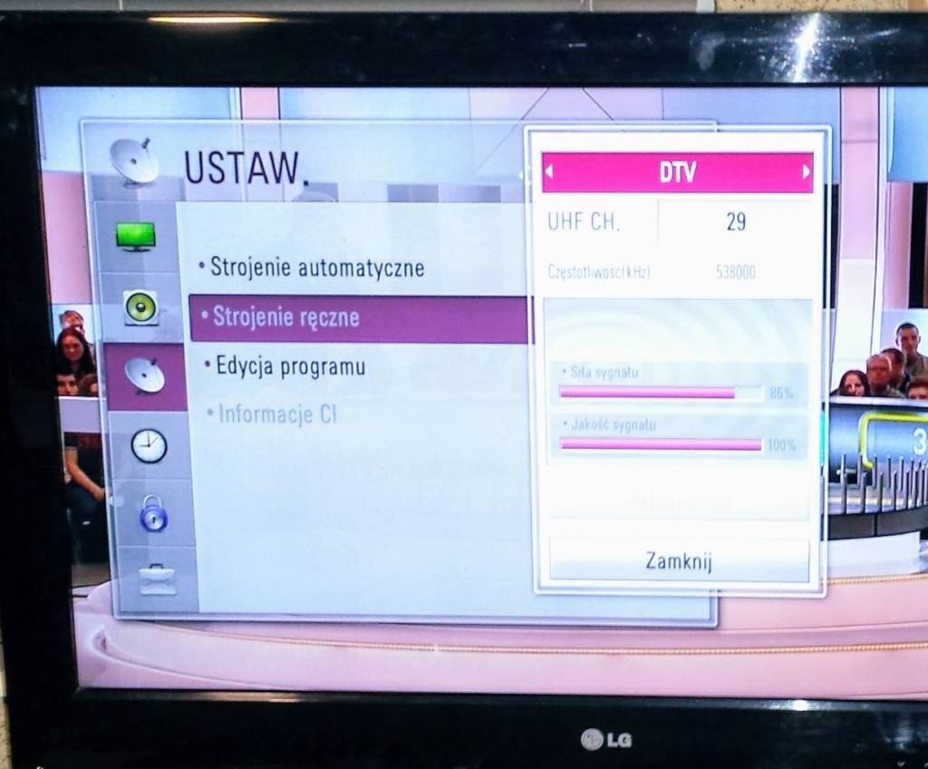 Serwis, Naprawa telewizorów LED, LCD, PDP