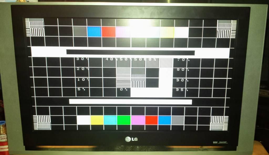 Serwis, Naprawa LCD