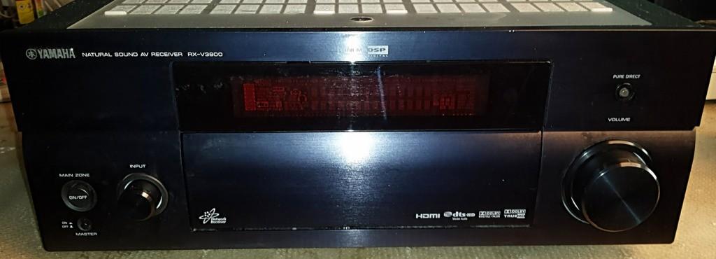 Yamaha RXV 3800